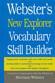 Webster's New Explorer Vocabulary Skill Builder   -
