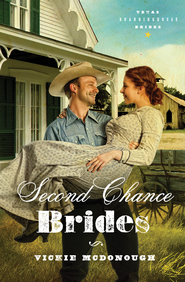 Second Chance Brides - eBook  -     By: Vickie McDonough