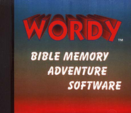 Wordy: Bible Memory Adventure Software on CD-ROM   -