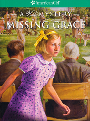 Missing Grace  -     By: Elizabeth McDavid Jones