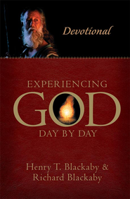 Experiencing God Day by Day Devotional - eBook  -     By: Henry T. Blackaby, Richard Blackaby