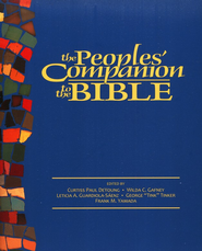 The People's Companion to the Bible   -     Edited By: Curtiss Paul DeYoung, Wilda C. Gafney, Leticia A. Guardiola-Saenz     By: Edited by Curtiss Paul DeYoung, Wilda C. Gafney et al.