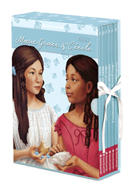 C&#233cile and Marie Grace Boxed Set with Game   -              By: Sarah Masters Buckley, Denise Lewis Patrick