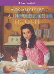 A Bundle of Trouble: A Rebecca Mystery  -              By: Kathryn Reiss