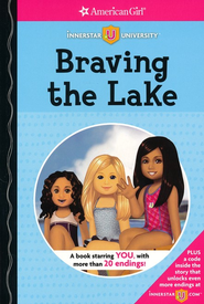 Braving the Lake  -     By: Erin Falligant