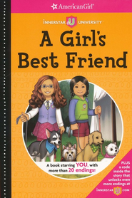A Girl's Best Friend  -     By: Catherine Stine