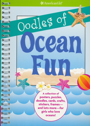 Oodles of Ocean Fun  -     Edited By: Trula Magruder     By: Trula Magruder, ed.