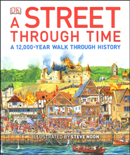 A Street Through Time  -              By: Anne Millard
