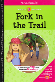 Fork in the Trail  -              By: Laurie Calkhoven