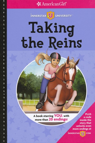 Taking the Reins  -     By: Alison Hart