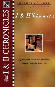 Shepherd's Notes on 1,2 Chronicles - eBook   -