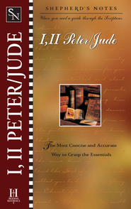 Shepherd's Notes on 1,2 Peter & Jude - eBook   -     By: Dana Gould