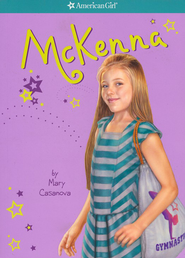 #1: McKenna    -              By: Mary Casanova