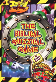The Biblical Quizzical Game on CD-ROM   -