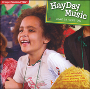 HayDay Music Leader Version CD  -