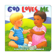 God Loves Me  -     By: Daphna Flegal     Illustrated By: Nancy Munger
