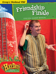 Friendship Finale Leader Manual  -