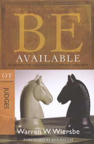 Be Available (Judges)  -     By: Warren W. Wiersbe
