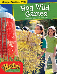 Hog Wild Games Leader Manual  -