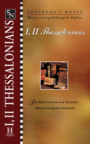 Shepherd's Notes on 1,2 Thessalonians - eBook   -