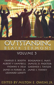 Outstanding Black Sermons Volume 3   -     By: Milton Owens