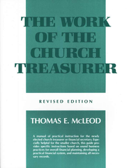 The Work of the Church Treasurer    -     By: Thomas McLeod