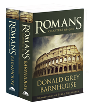 Romans, 2 Volumes   -              By: Donald Grey Barnhouse