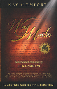 The Way of the Master--Book with free download   -              By: Ray Comfort, Kirk Cameron