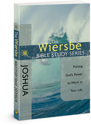 Joshua: The Wiersbe Bible Study Series   -              By: Warren W. Wiersbe