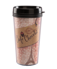 Caf&#233 Chocolat Travel Mug  -     By: Group