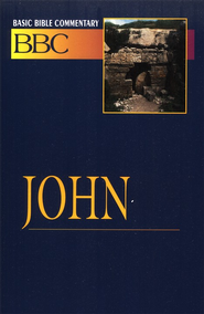 John, Basic Bible Commentary, Volume 20   -     By: Norman Madsen