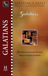 Shepherd's Notes on Galatians - eBook   -
