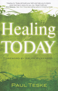 Healing For Today  -     By: Paul Teske