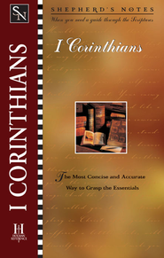 Shepherd's Notes on 1 Corinthians - eBook   -     By: David R. Shepherd