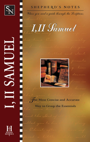 Shepherd's Notes on 1,2 Samuel - eBook   -     By: David R. Shepherd