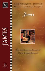 Shepherd's Notes on James - eBook   -     By: David R. Shepherd