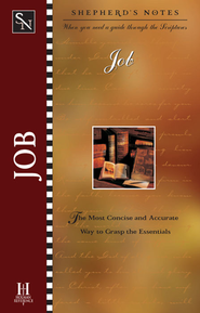 Shepherd's Notes on Job - eBook   -