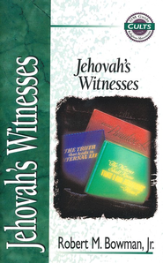 Jehovah's Witnesses Zondervan Guide to Cults & Religious Movements Series  -     By: Robert Bowman
