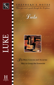 Shepherd's Notes on Luke - eBook   -