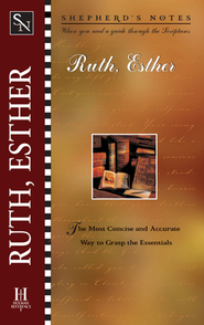 Shepherd's Notes on Ruth and Esther - eBook   -