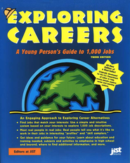 Exploring Careers: A Young Person's Guide to 1,000 Jobs (Third Edition)  -