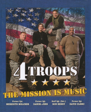 4 Troops: The Mission is Music   -