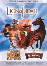 Once Upon A Stable/Legends of the Sky Kingdom Combo Pack  -