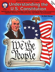 Understanding the U.S. Constitution Grades 5-8+  -     By: Mark Strange