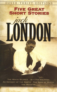 Five Great Short Stories   -     By: Jack London