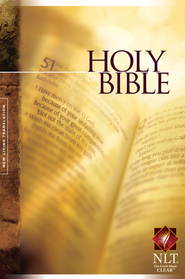 Holy Bible Text Edition NLT - eBook  -