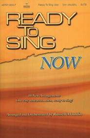 Ready to Sing Now Choral Book   -