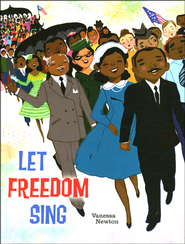 Let Freedom Sing  -     By: Vanessa Newton