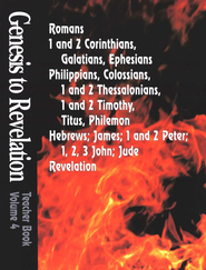 Romans-Revelation leader's guide   -