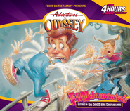 Adventures in Odyssey® #4: FUN-damentals: Puns, Parables  and Perilous Predicaments  -